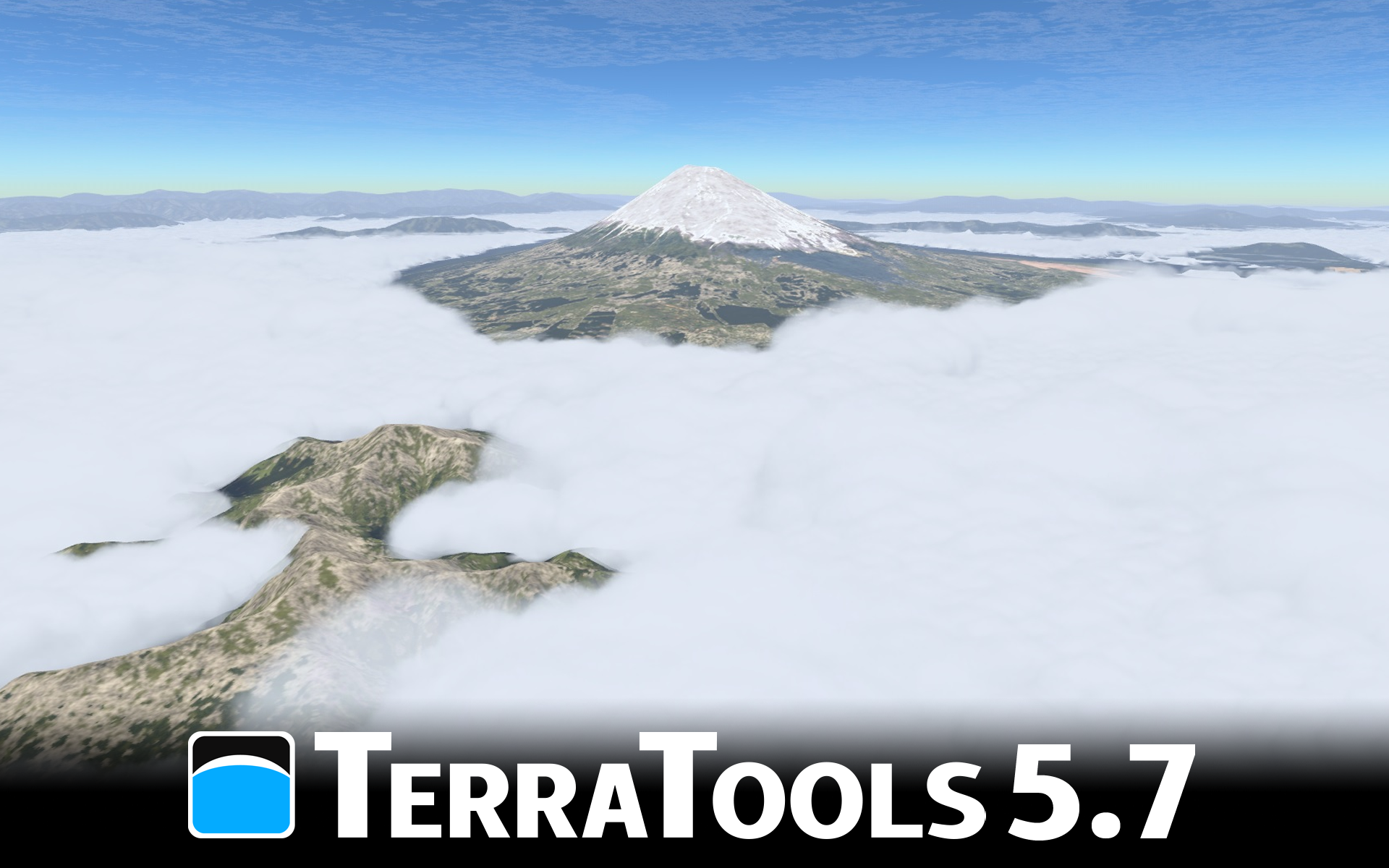 Terrain generated in TerraTools as viewed in VBS Blue IG