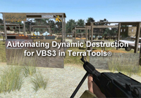 VBS3 Destruct Video